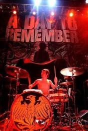 Фотографии группы A Day To Remember - тур 2009 года